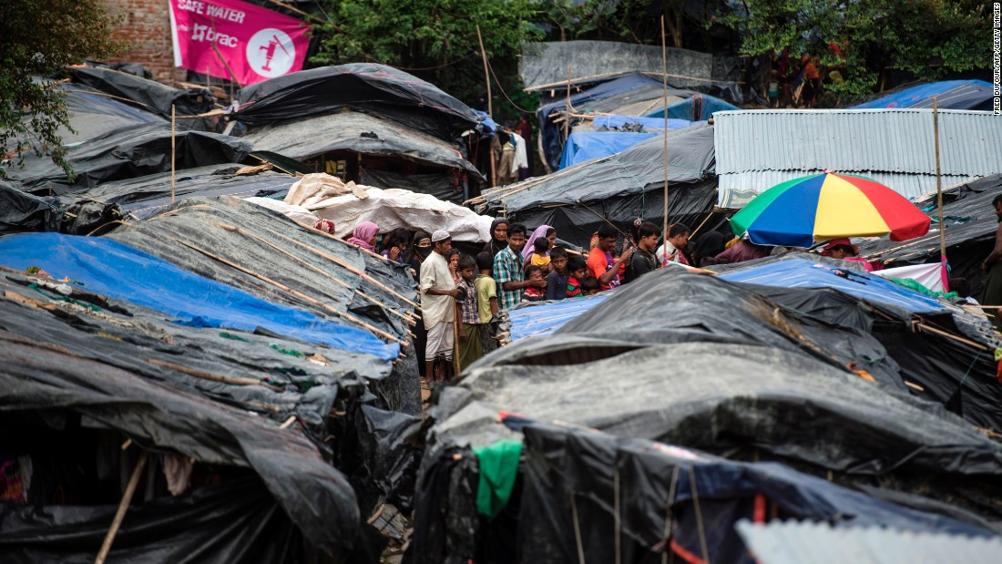 Bangladesh to move 800,000 Rohingya