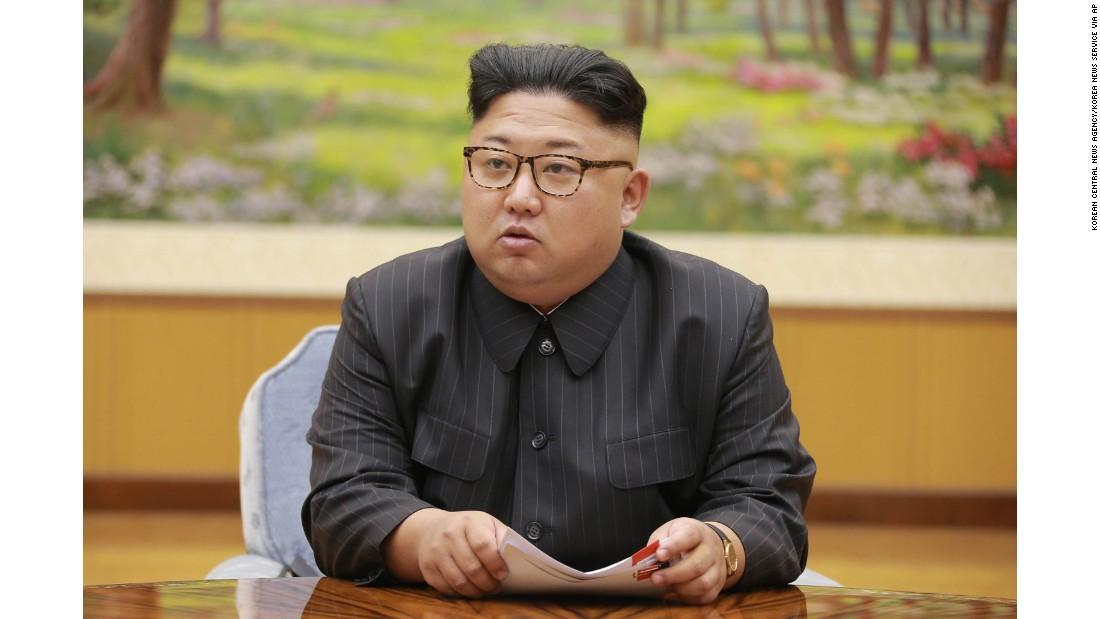 CIA: Kim Jong Un isn't crazy