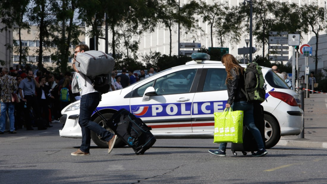 One dead in knife attack at Marseille, France train station