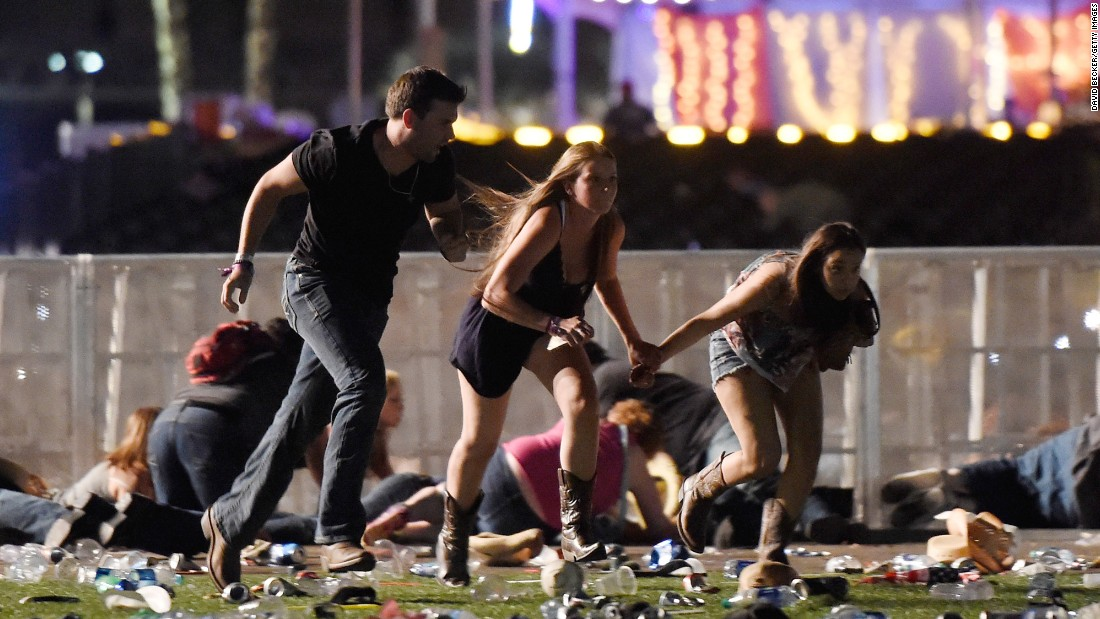 Report has new details on Las Vegas shooter