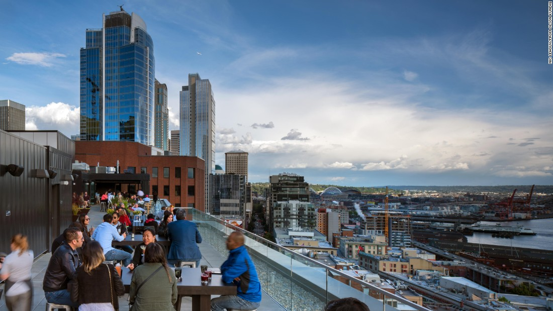 Seattle's best architecture: Beyond the Space Needle