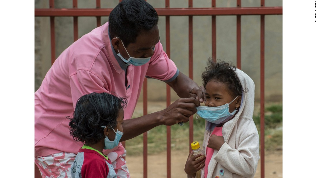 Plague outbreak leaves 57 dead, more than 680 infected in Madagascar