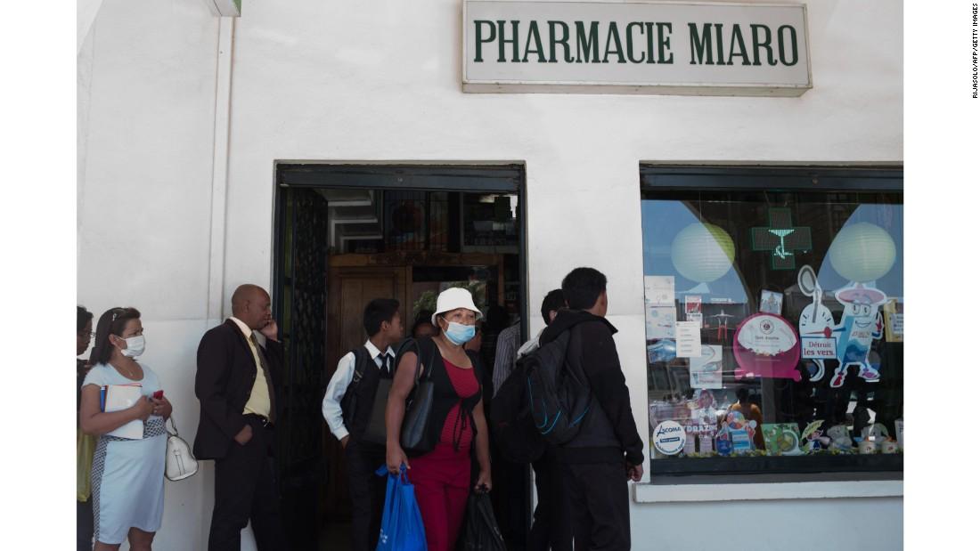 Dozens dead in Madagascar plague outbreak