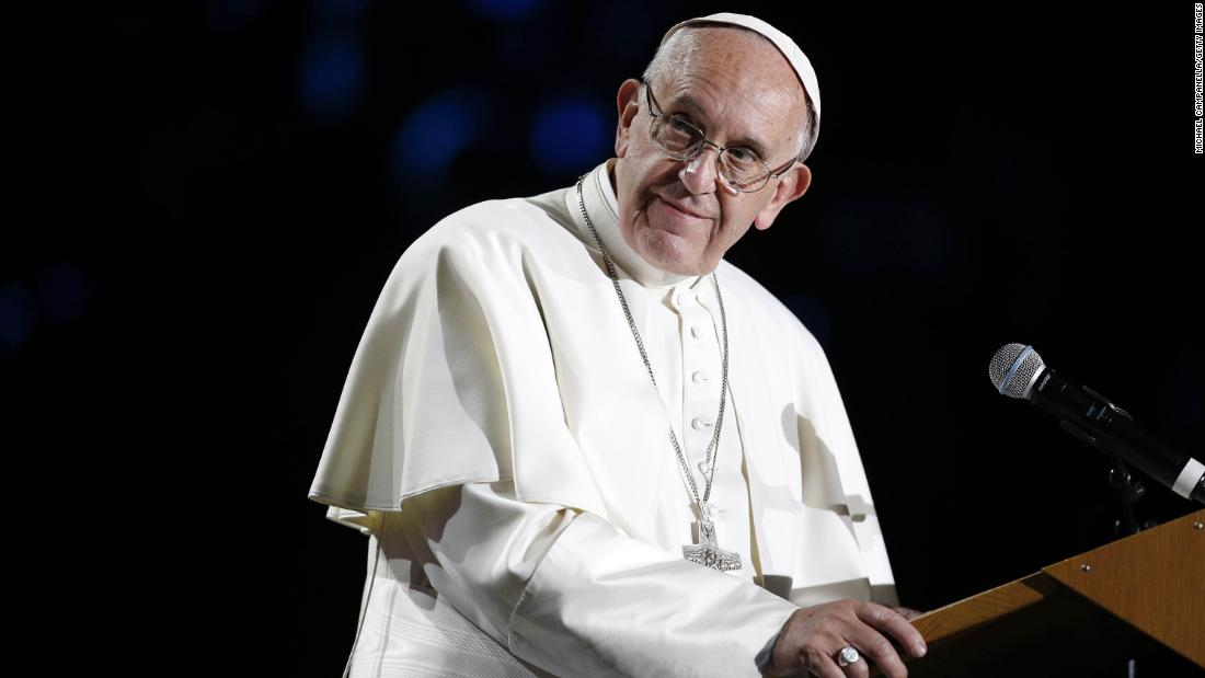 Pope: Death penalty is 'inhumane'