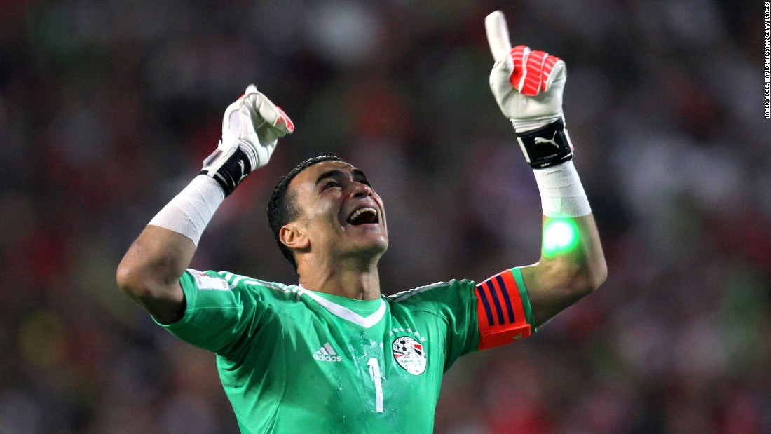 Egypt in first World Cup since 1990