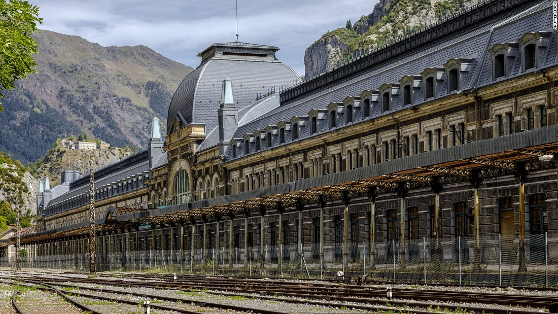 Canfranc Station in photos: A new life for Europe's grand ruin?