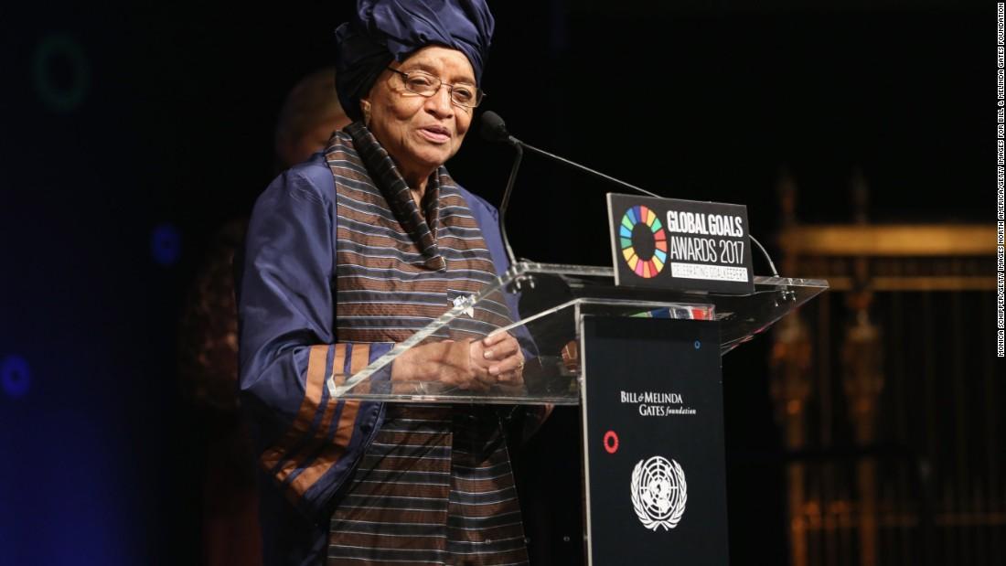 Why Africa owes Ellen Johnson Sirleaf