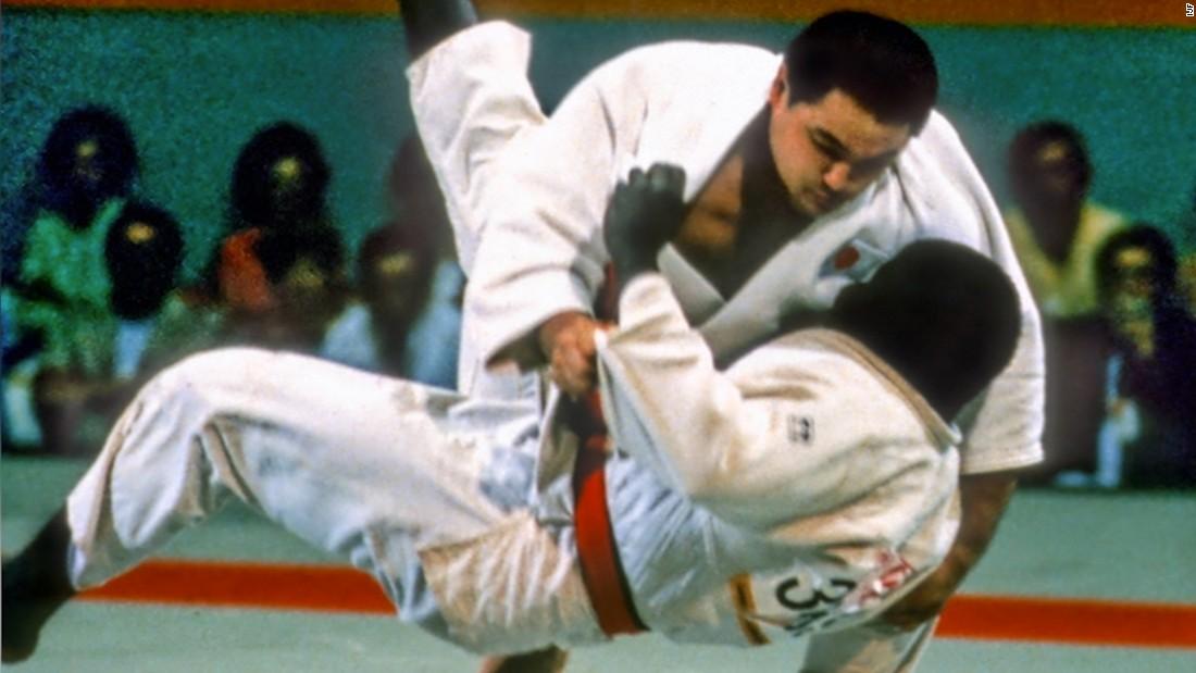 Legends of judo: Yasuhiro Yamashita