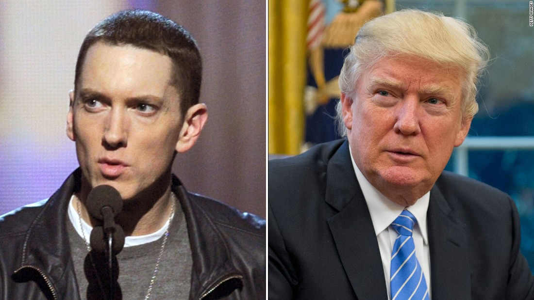 Eminem's 11 fiercest lines from his anti-Trump freestyle