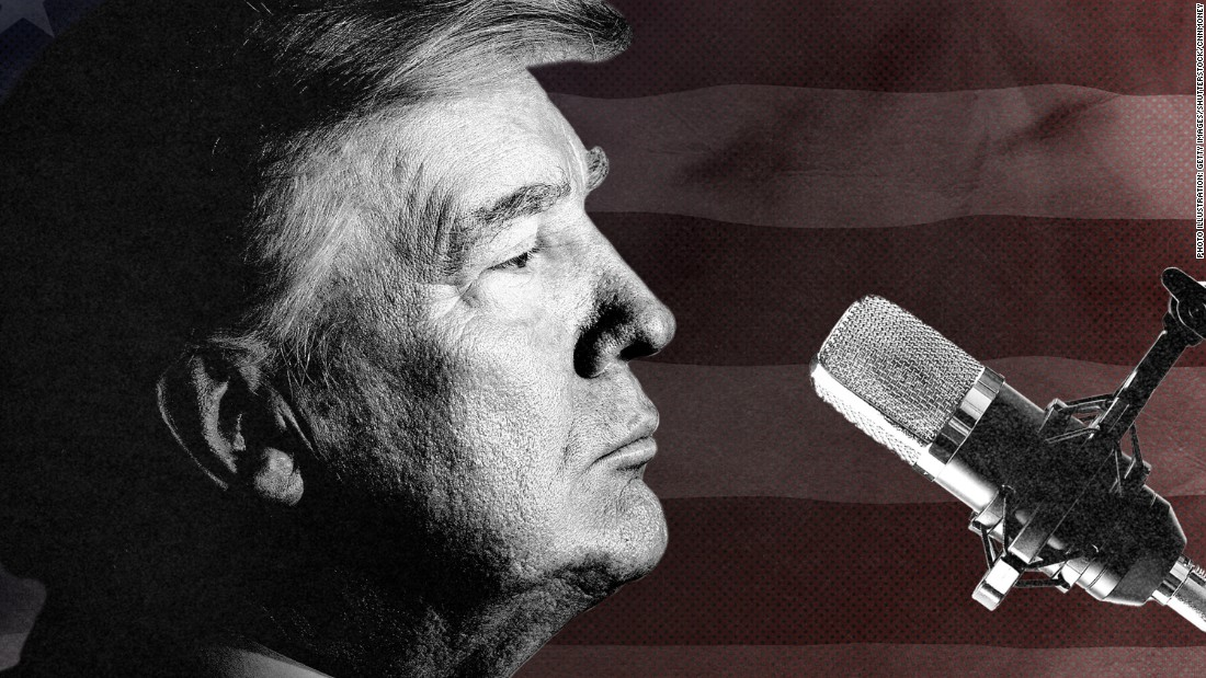 President Trump's mysterious absence from conservative talk radio