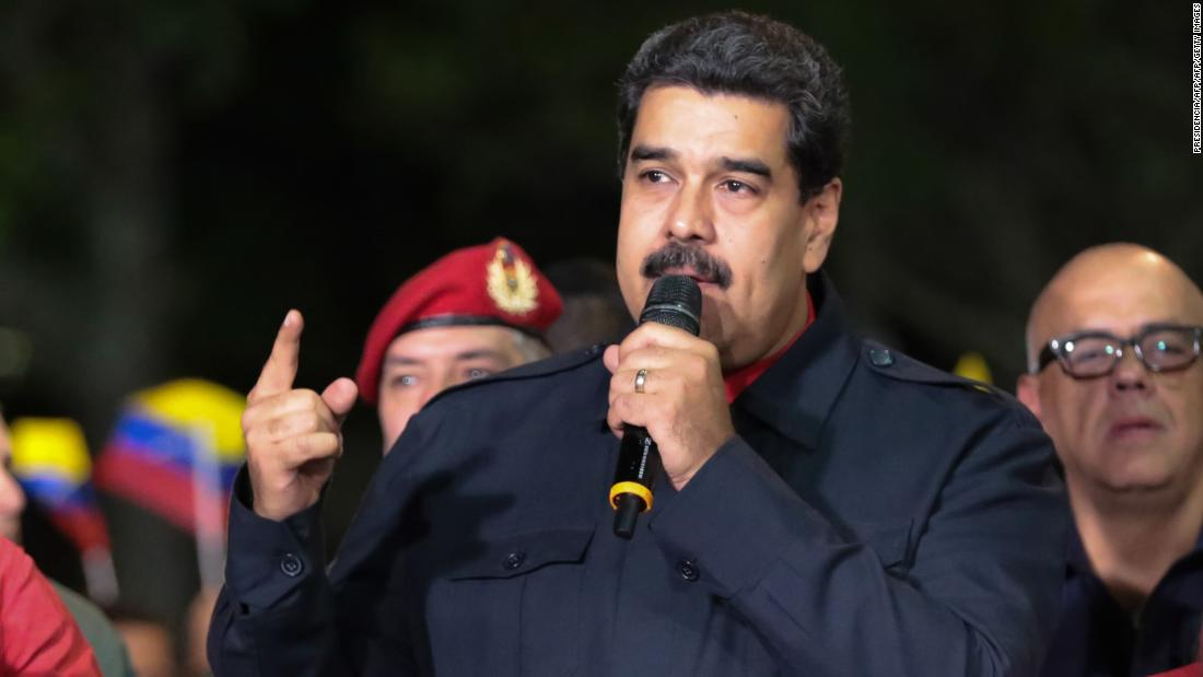 Venezuelan opposition denounces results of first major vote since violent election