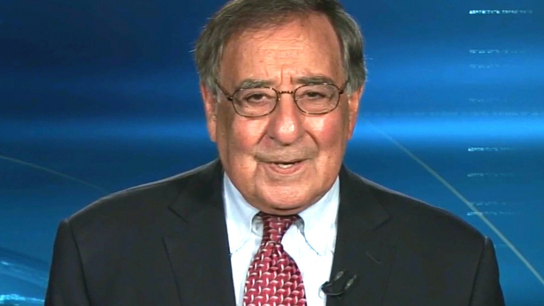 Panetta: Trump constantly looking for scapegoats