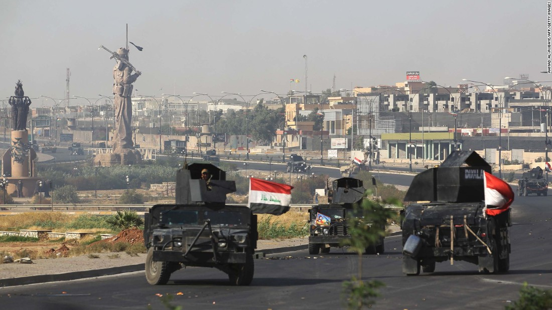 US appeals for calm as allies clash in Iraq