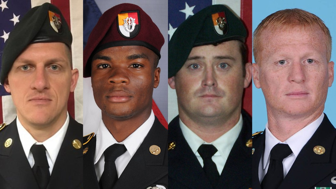 Niger's ambush: Fear and questions
