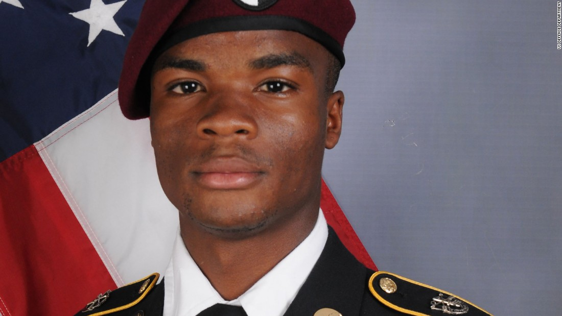 Widow of US soldier killed in Niger: 'They won't tell me anything'