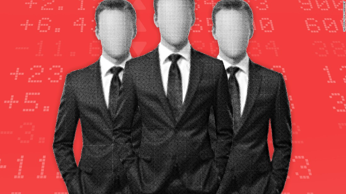 'Psychopathic' hedge fund bosses make less $