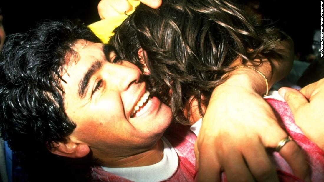 Can Napoli free itself from Maradona memories?