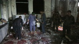 Dozens killed in two Afghan mosque attacks