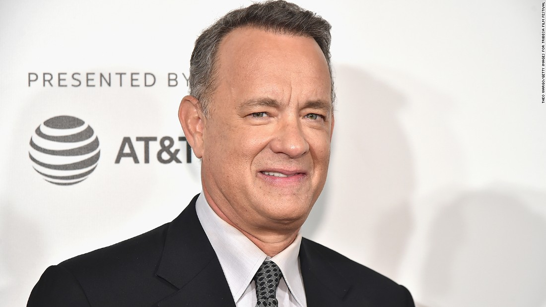 Tom Hanks: 'If you're concerned ... read history'