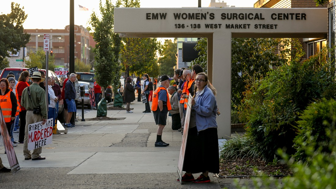 The last abortion clinic in Kentucky