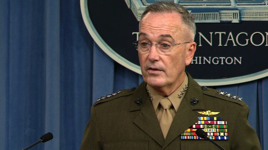 General: We owe families explanation on Niger