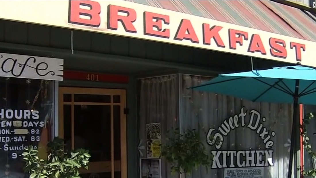 Cafe busted for serving Popeyes
