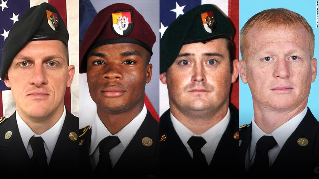 Niger ambush probe focuses on key questions