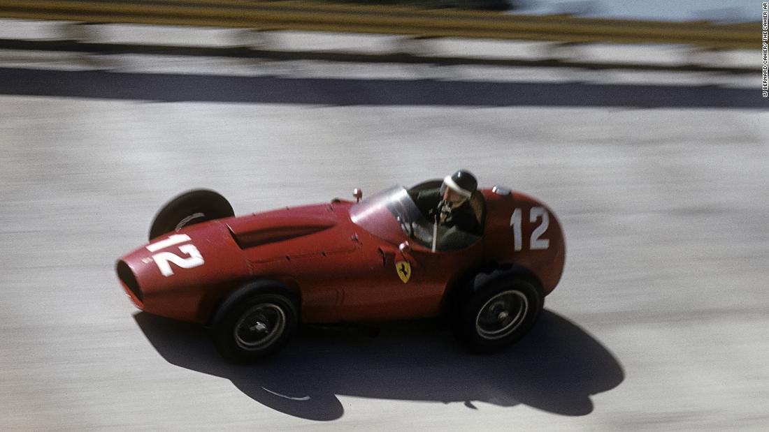 Glory and horror of Ferrari's early years