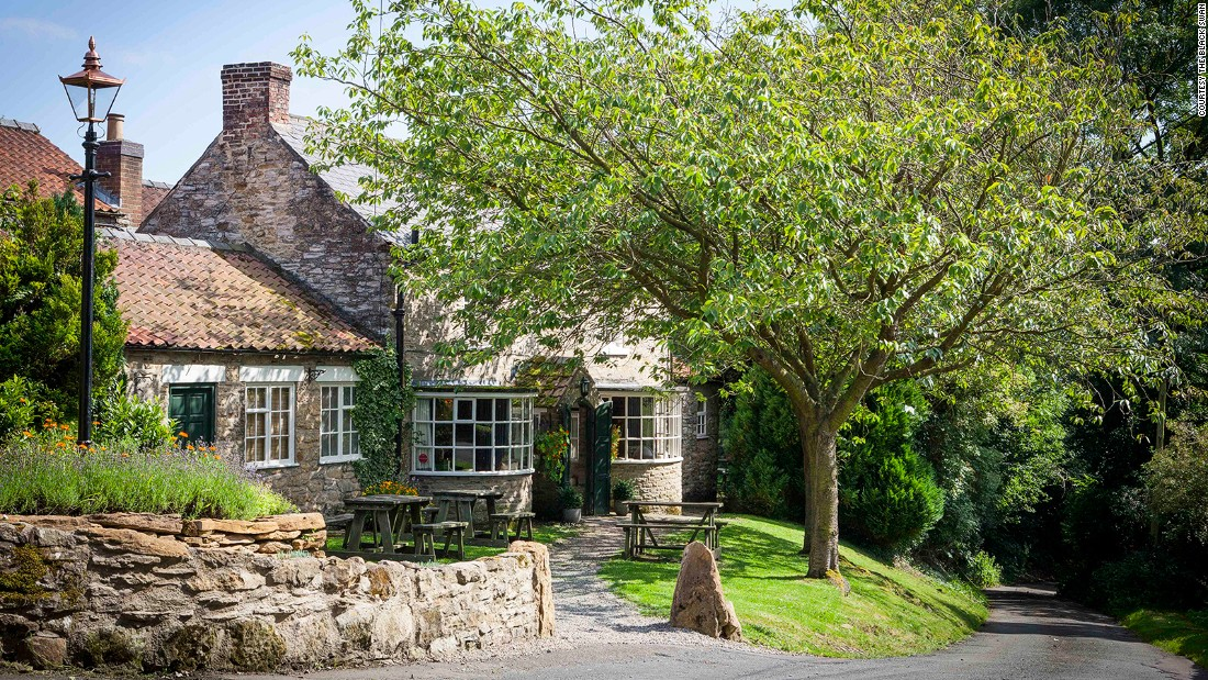 Is this pub really the world's best restaurant?
