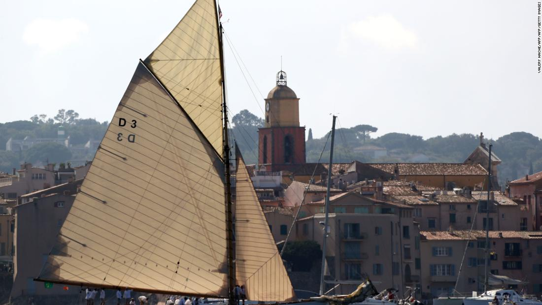 Racing the world's most beautiful boats