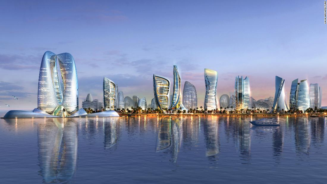 Hainan hotels: 'Arms race' spawns wild designs