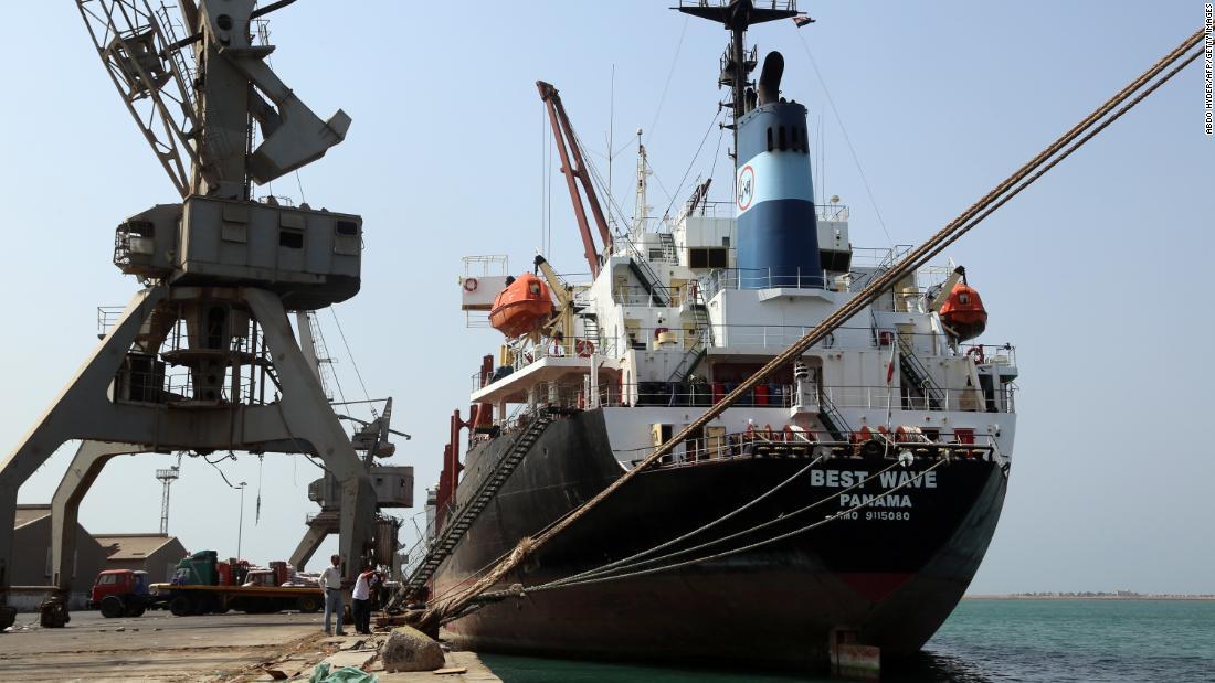 Saudi to ease Yemen blockade amid outcry