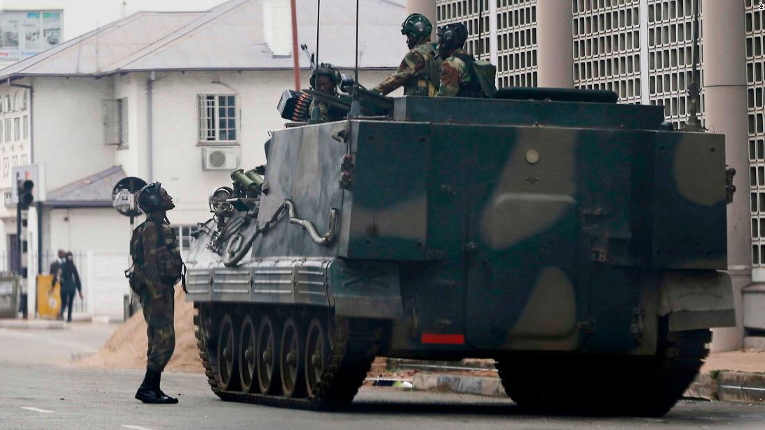 Zimbabwe in political limbo
