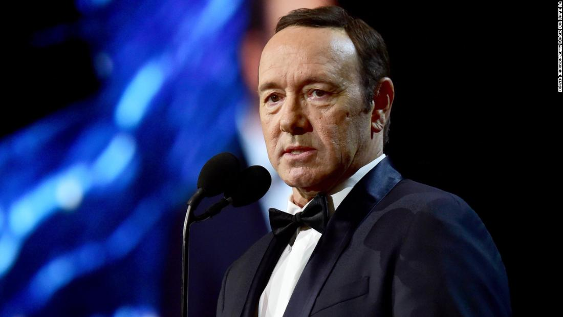 Old Vic theater: 20 allegations uncovered against Kevin Spacey