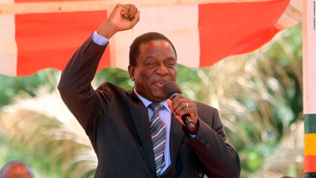 Analysis: The 'tyrant' who could be Zimbabwe's next president