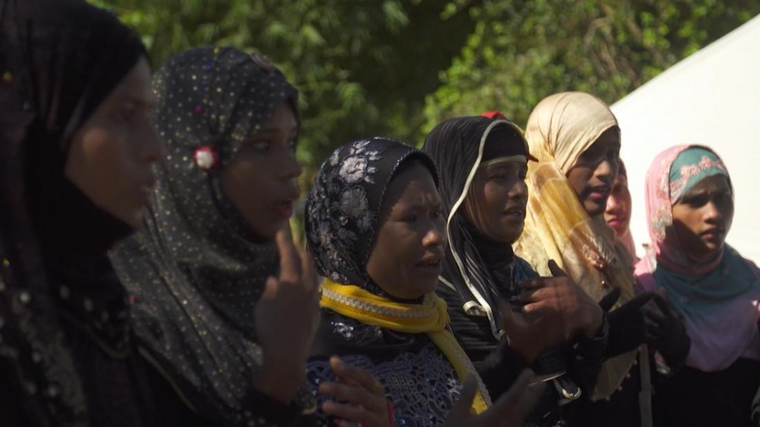 Report: Military raping Rohingya women