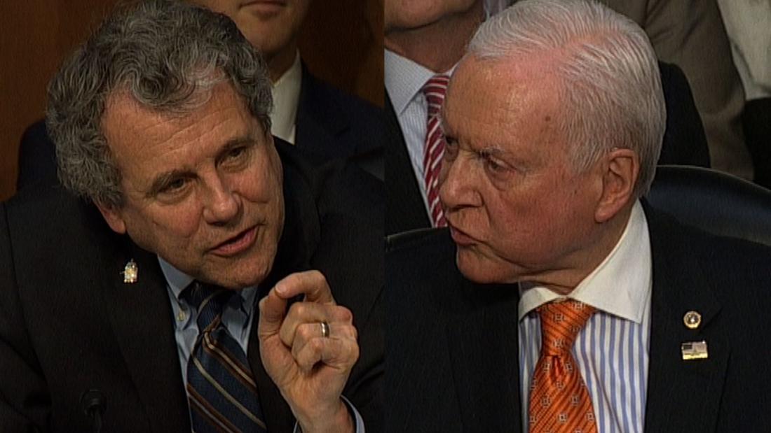 Republican calls 'bullcrap' on Democrat during tax debate