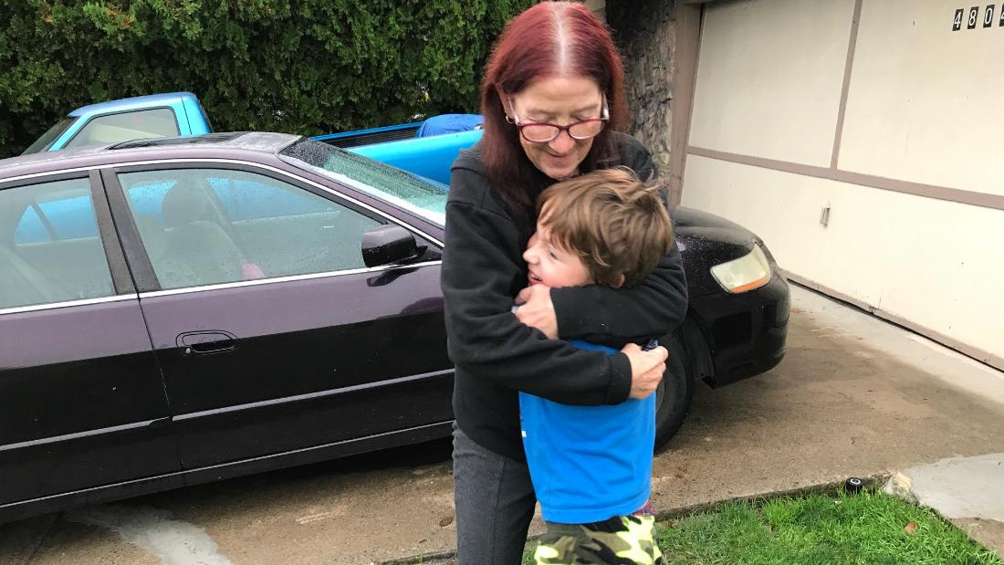 Boy orphaned by California shooting knew and feared gunman