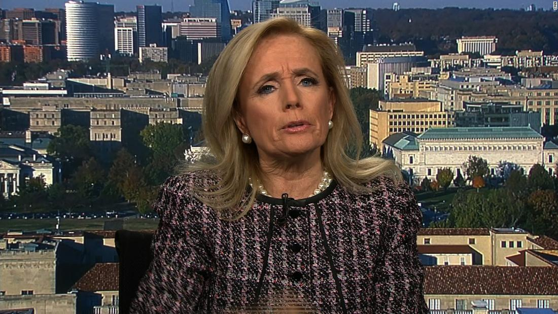 Rep. Dingell says a prominent figure pawed her