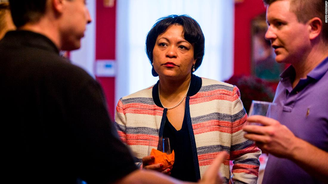 LaToya Cantrell elected first female mayor of New Orleans