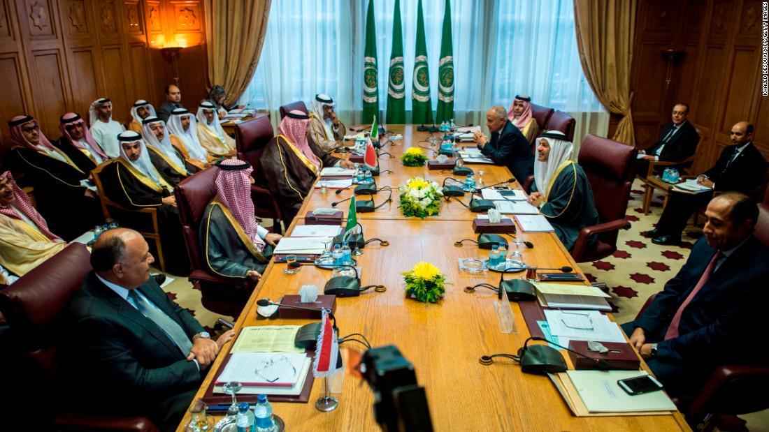 Arab League: Hezbollah is 'terrorist' group