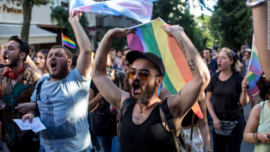 Turkish capital bans LGBT events