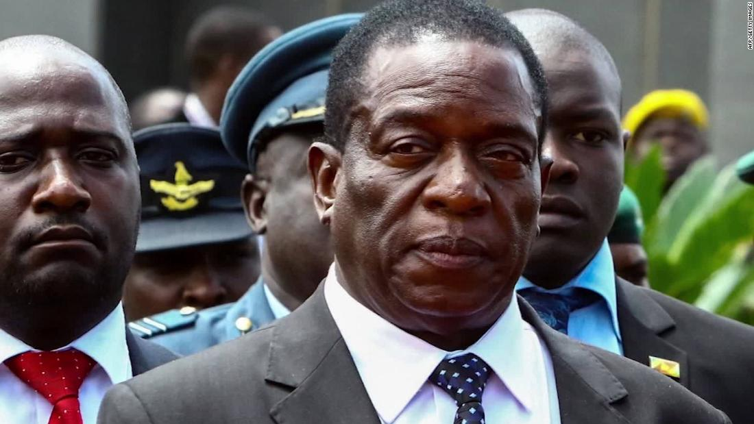 Zimbabwe to hold elections in 'four to five months'