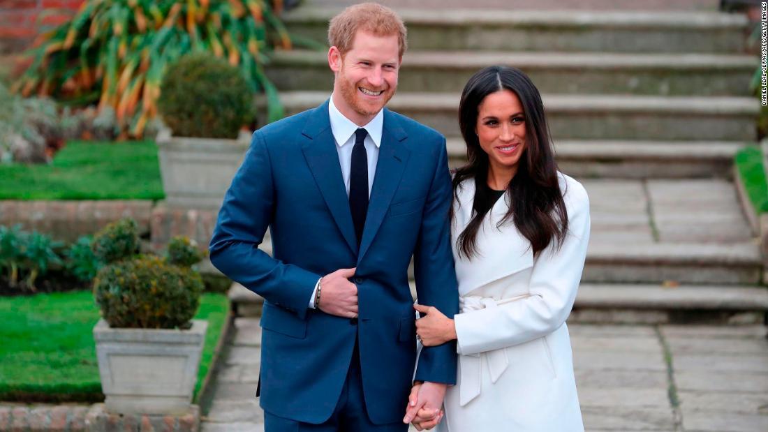 Prince Harry, Meghan Markle announce wedding date