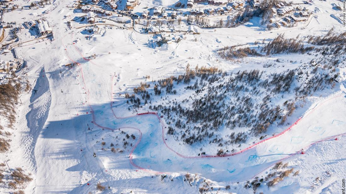 Val d'Isere resort guide