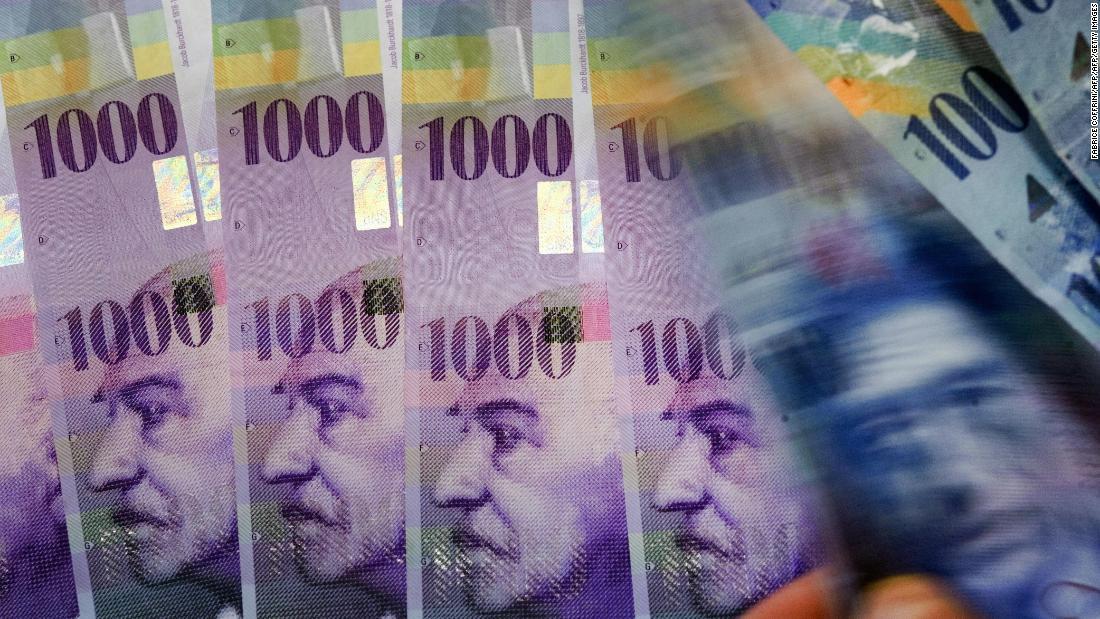 Dictator's stolen cash seized in Switzerland
