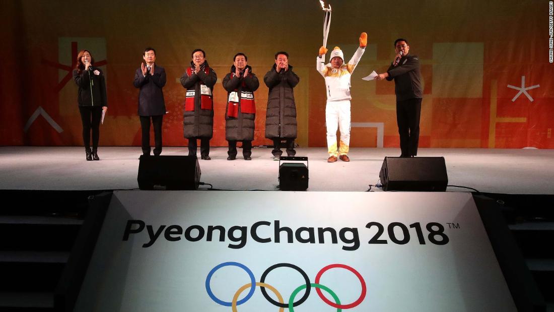 Winter Olympics: Quick Korean translations