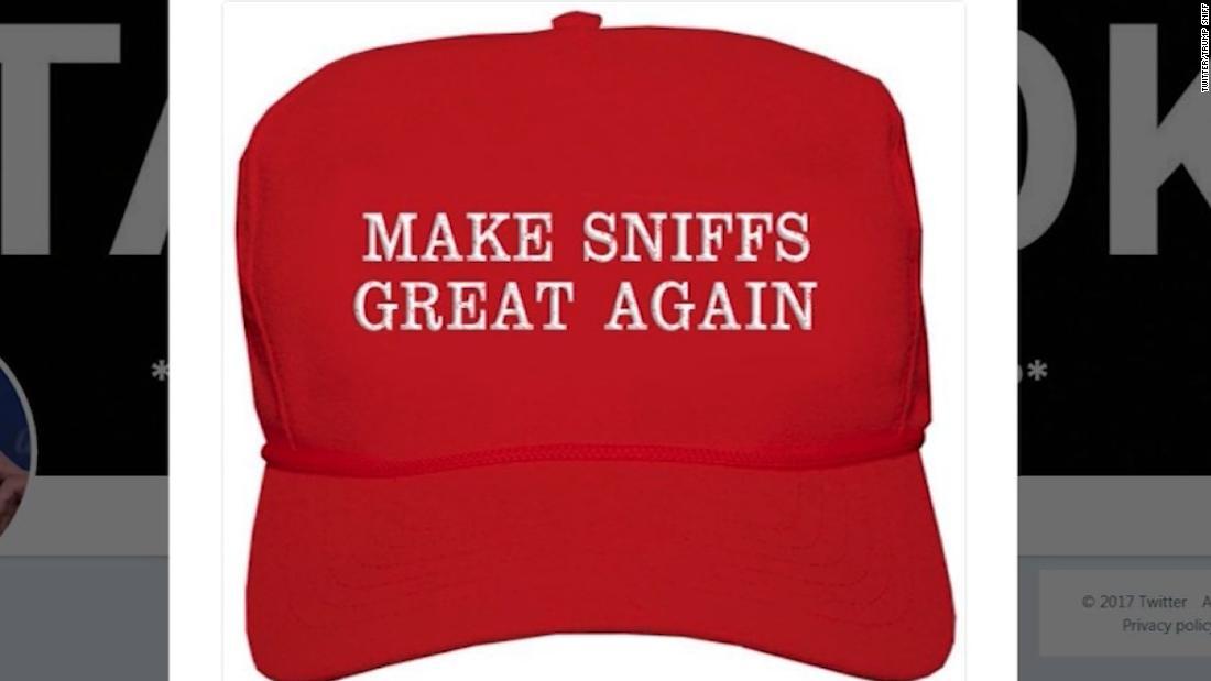 Trump sniffles, internet pokes back