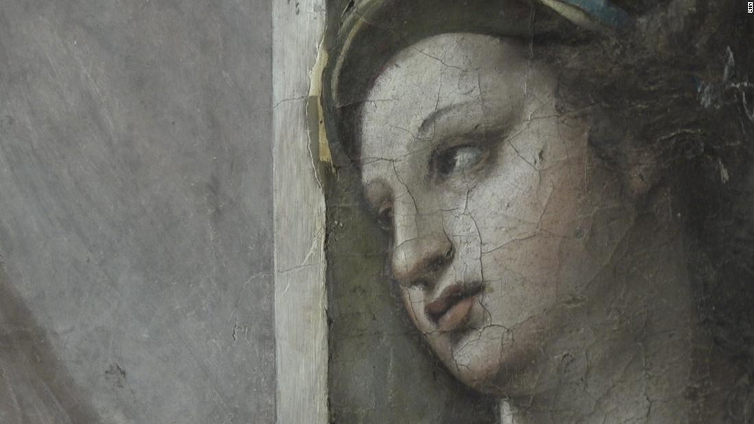 Two Raphael paintings unearthed after 500 years