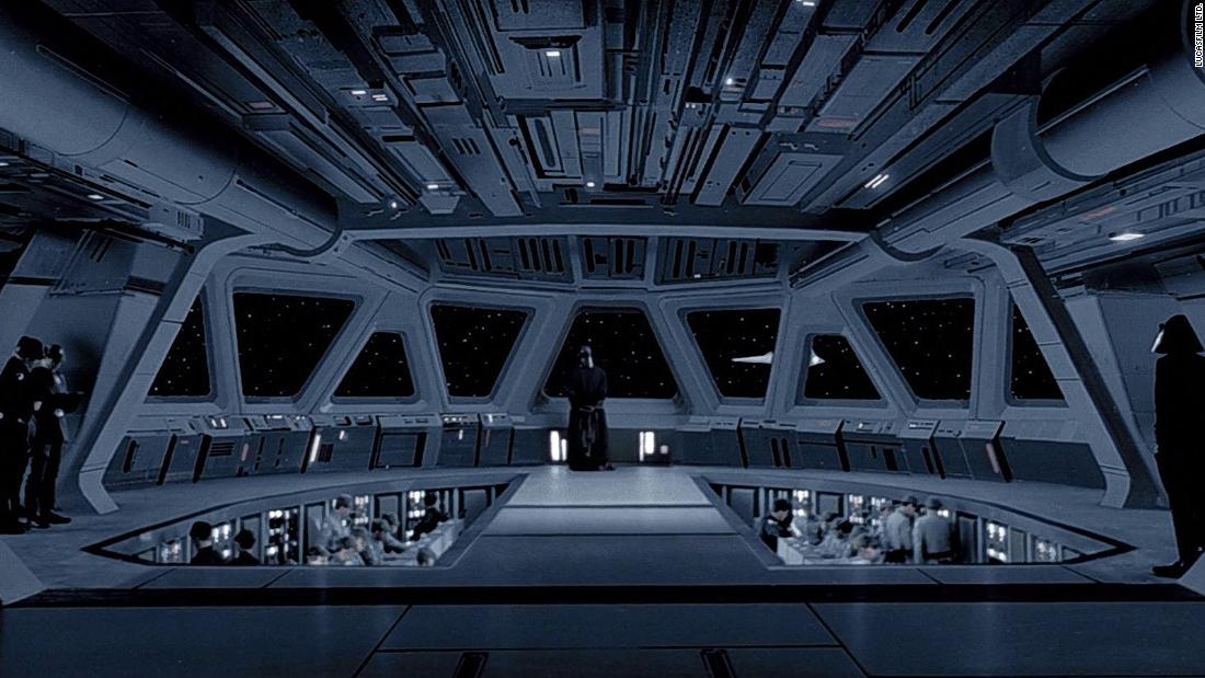 Star Wars Architecture The Earth Buildings And Places That